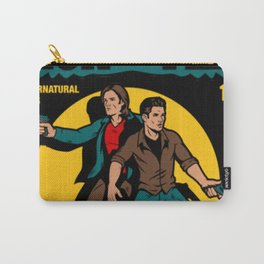 Hunter Comic Carry-All Pouch