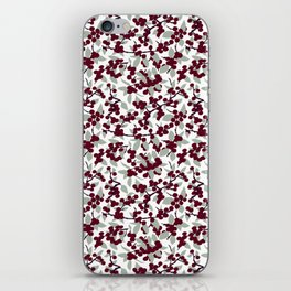 Winterberries iPhone Skin