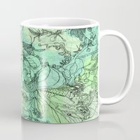 insects Mugs featuring Insects by David Bushell