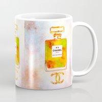 coco Mugs featuring Coco by Alberto Fumora