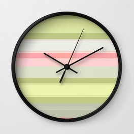 summer throw. 1 Wall Clock
