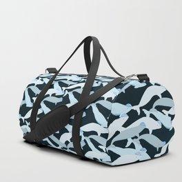 Beluga Whale - Moonstone Duffle Bag