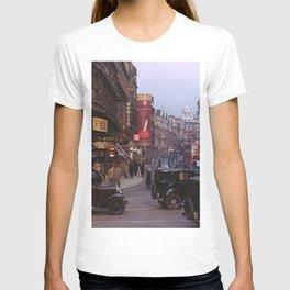 Piccadilly London Kodachrome T-shirt