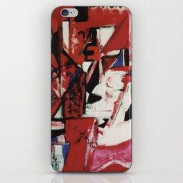 Jokerman iPhone Skin
