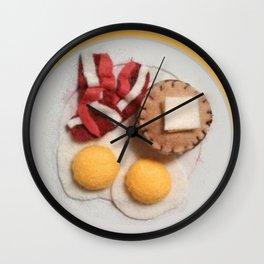 Wakie Wakie Wall Clock