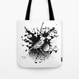 Bird Gard Tote Bag