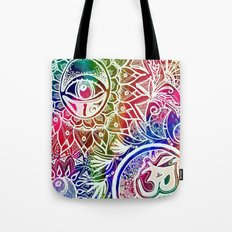 Serenity Redefined Tote Bag
