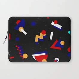 Memphis geometric pattern #2 Laptop Sleeve