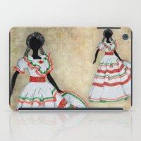 mexico iPad Cases featuring Mexico by Dany Delarbre