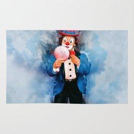 The Clown Rug