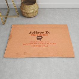 Jeffrey D's Bites! Rug