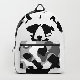 Camo Fox Backpack