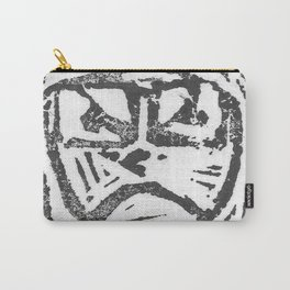 Angry Carry-All Pouch
