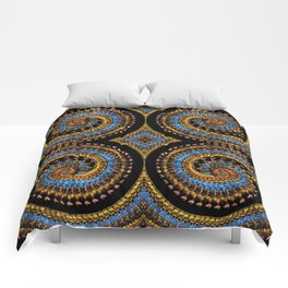 Egyptian Butterfly 2 Comforters
