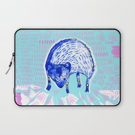 Hedgehog in the grass Laptop Sleeve