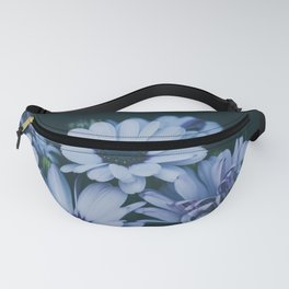 Flower Photography by Echo Grid Fanny Pack