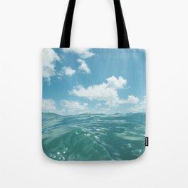 Hawaii Water IV Tote Bag