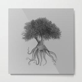 OCTOROOTS Metal Print