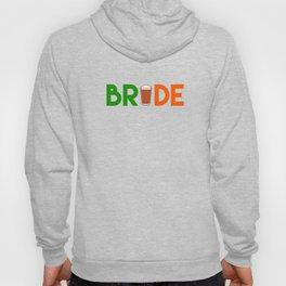 Irish Bride St. Patrick's Bachelorette Hoody