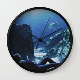 Eyeglass Wall Clock