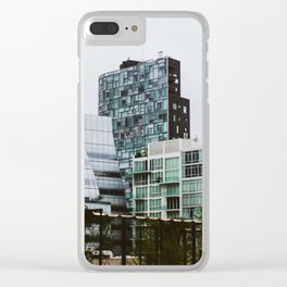 Architecture I Clear iPhone Case
