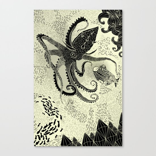 The Final Voyage Canvas Print