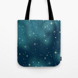 Northern Skies IV Tote Bag