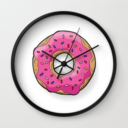 Donut Wall Clock