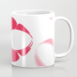 Blood Orange: A Clear Intuitive Vision Coffee Mug