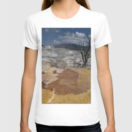 A Surreal Landcape With Dead Tree T-shirt