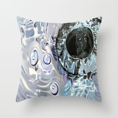 Banality  Throw Pillow