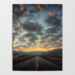 Road to Sunrise Poster