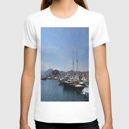 Marmaris Yachting Marina - Netsel T-shirt
