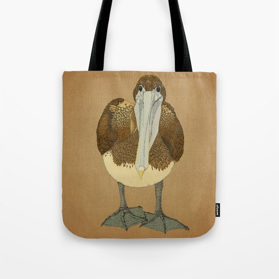 Ploffskin Pluffskin Pelican Jee Tote Bag