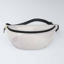 """Soft abstract shapes, """"Valeria"""" Fanny Pack"""