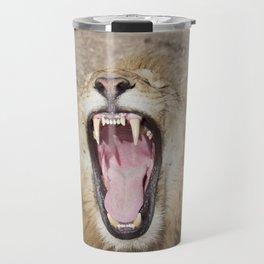 Show me your teeth! Travel Mug