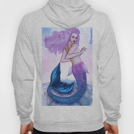 cute mermaid Hoody