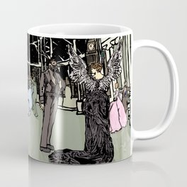News Years Eve in London Coffee Mug