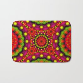 Psychedelic Visions G147 Bath Mat