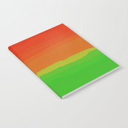 Candy Watermelon Abstract Notebook