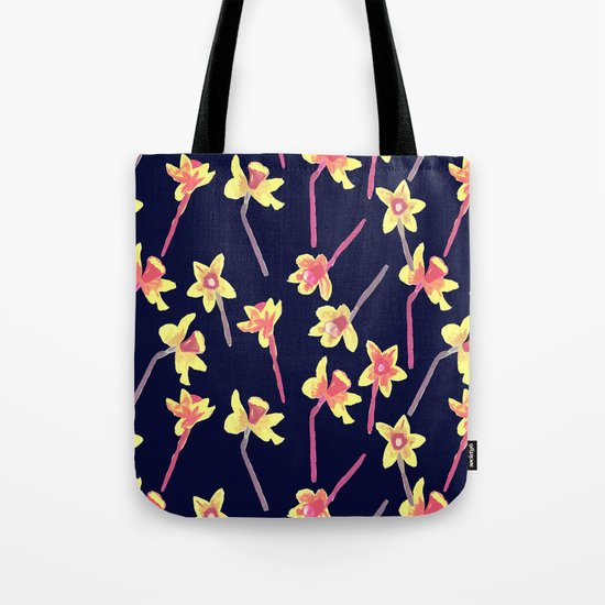 Abandoned flowers Tote Bag