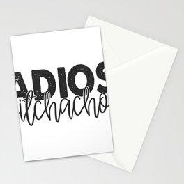 Cinco De Mayo Funny print Mexico funny adios bitchachos  product Stationery Cards