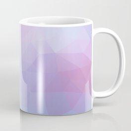 """Frozen berries"" triangles design Coffee Mug"