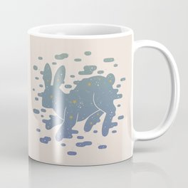 Lepus Constellation: Pastel Coffee Mug