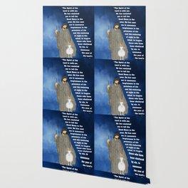 Jesus of Nazareth the Good Shepherd Wallpaper