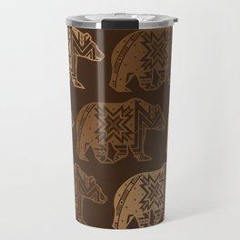 Bear Spirit Travel Mug