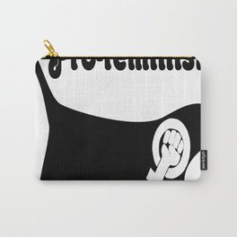 Pro-cats pro-choice pro-feminism Carry-All Pouch