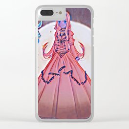 Moondragon Clear iPhone Case