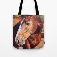 frank Tote Bags featuring Frank by Images by Nicole Simmons
