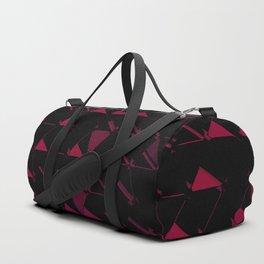 3D Futuristic GEO BG Duffle Bag
